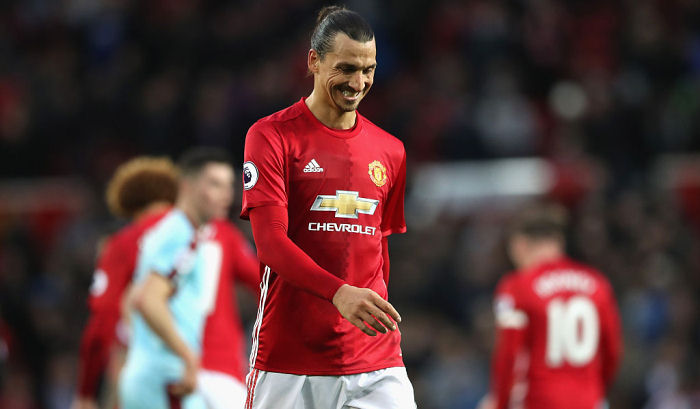 «Манчестер Юнайтед» продлит договор сИбрагимовичем