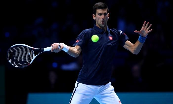 Джокович одержал вторую победу наитоговом турнире ATP