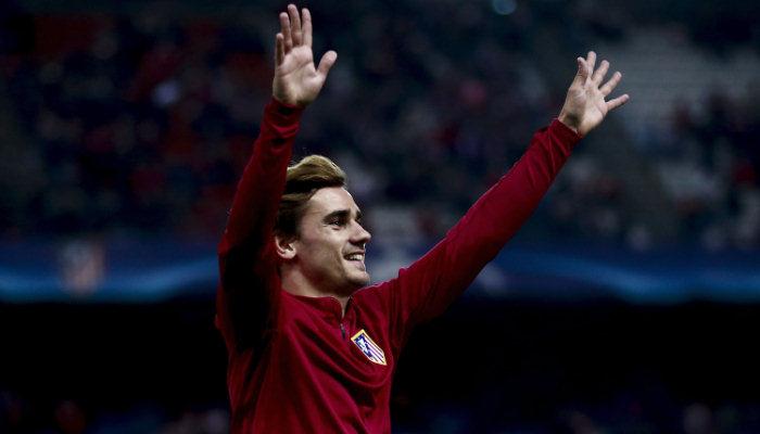 Гризманн: хочу стать лучшим футболистом мира через два года