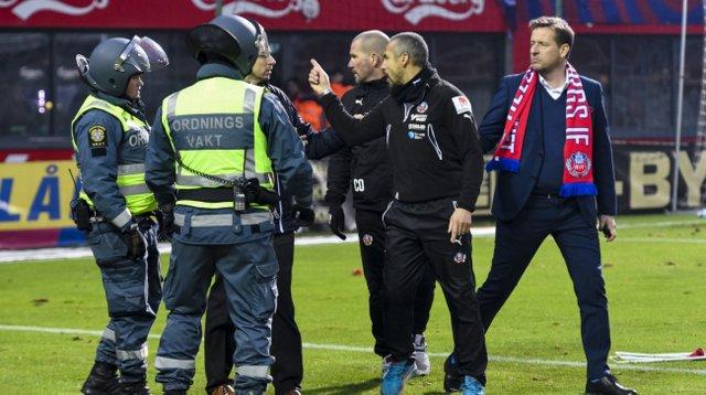 Хенрик Ларссон уволен споста основного тренера Хельсингборга