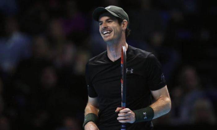 Маррей обыграл Вавринку ивышел вполуфинал Итогового турнира ATP
