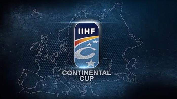 Донбасс проиграл Анже— Континентальный Кубок