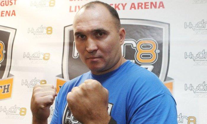 Александр Устинов, BoxingScene