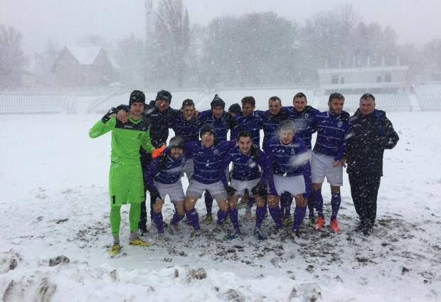Вместо матча тернополянам в Черновцах оставалось только заселфиться, фото fc.ternopil.ua