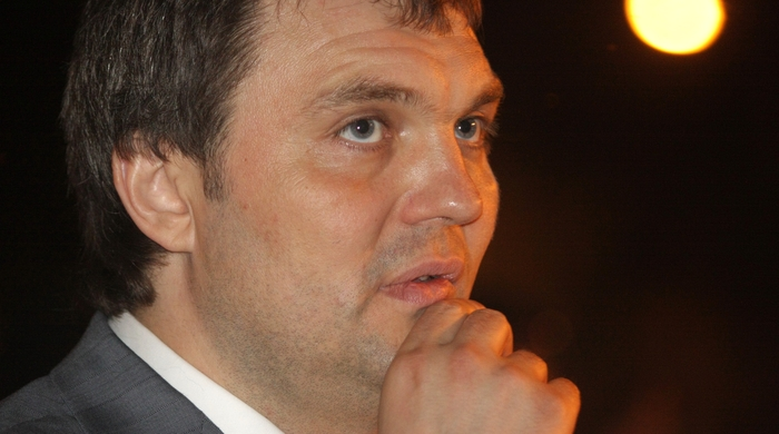 Евгений Красников возглавил Харьковскую областную федерацию футбола