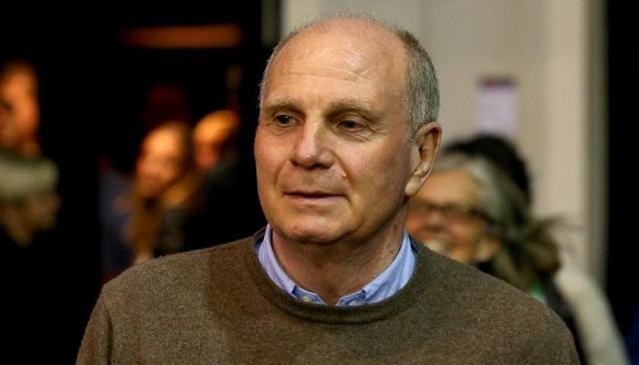 Вышедший изтюрьмы Ули Хенесс снова избран президентом Баварии