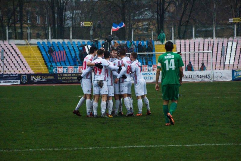 Дебютный матч Кобзаря на посту и.о. главного тренера ознаменовался победой, фото ckdnipro.com.ua