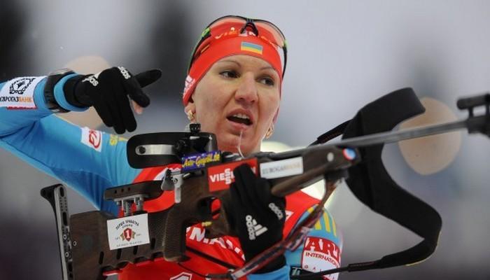 Дальмайер выиграла персональную  гонку наэтапе Кубка мира побиатлону