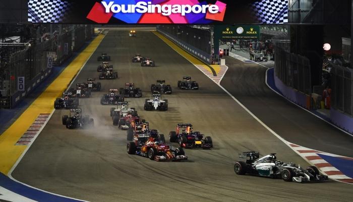 Экклстоун: организаторы Гран-при «Формулы-1» вСингапуре нехотят проводить этап