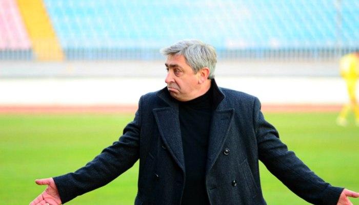 Севідов провів перше тренування в Минаї