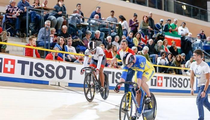 Украинские велогонщики наКубке мира вНидерландах завоевали две золотые медали
