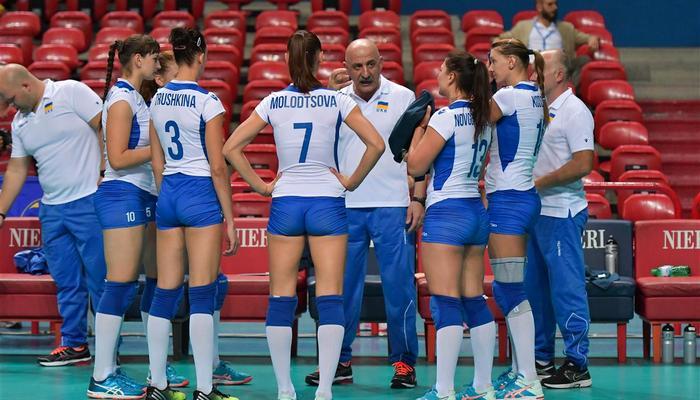 Женская сборная Российской Федерации сыграет вгруппе с Украинским государством иТурцией наЧЕ