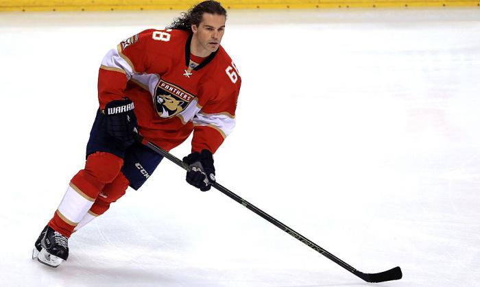 Ягр стал вторым хоккеистом вистории НХЛ понабранным очкам