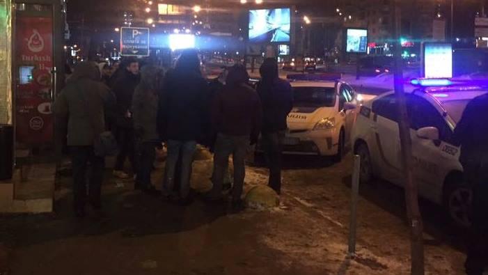 Появились новые детали нападения вКиеве натурецких болельщиков— Ушибы ипереломы