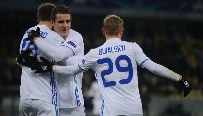 Динамо одержало свою самую крупную победу в основном раунде ЛЧ