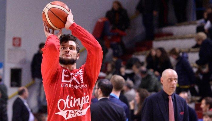 Алессандро Джентиле, olimpiamilano.com