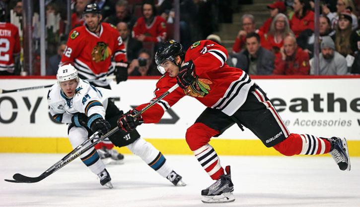 Панарин стал 3-м россиянином впятёрке наилучших бомбардиров НХЛ