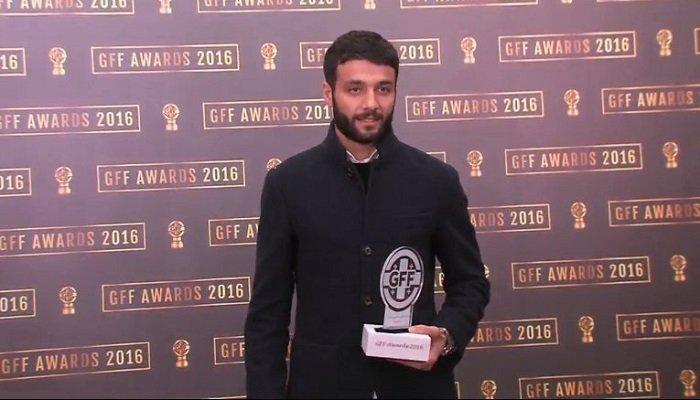 Торнике Окриашвили— лучший футболист Грузии вследующем году