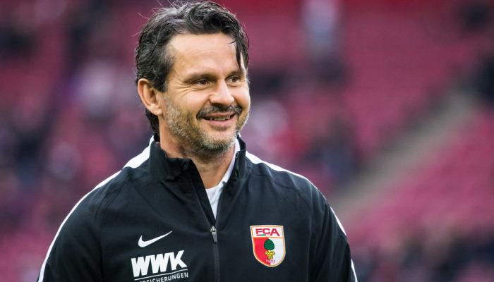 Главный тренер «Аугсбурга» покинул собственный пост