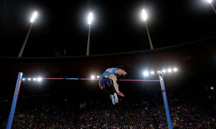 Бондаренко иЗемляк— лучшие легкоатлеты Украины в2016-м году
