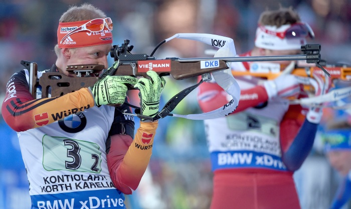 Вице-чемпион Сочи изГермании объявил озавершении карьеры