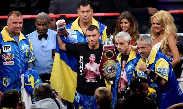 Ломаченко готовят реванш спобившим его боксером