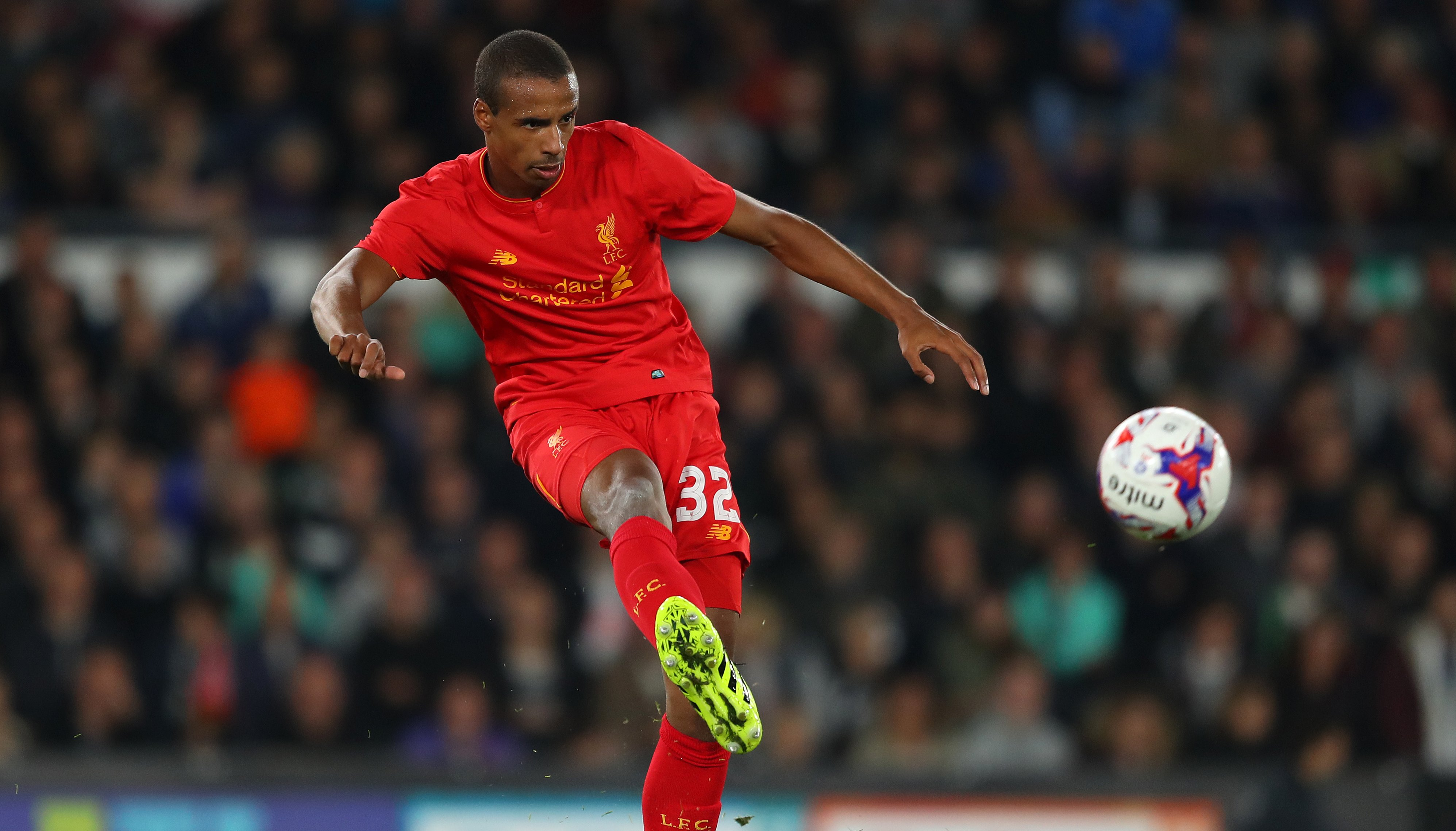 Joel Matip Liverpool Football Manager 2017 - FM Scout