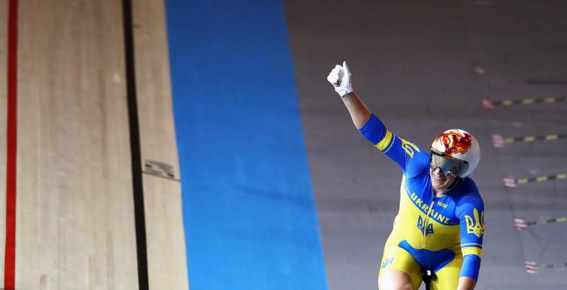 Велосипедистка Любовь Басова— лучшая спортсменка ноября вгосударстве Украина