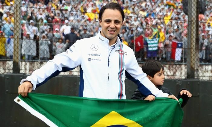 Масса согласился восстановить карьеру гонщика «Формулы-1»