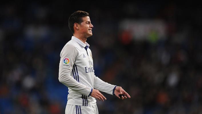 Хамес: немогу гарантировать, что останусь в«Реале»— яхочу играть больше
