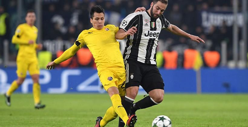 Ювентус обыграл Загреб ивыходит вплей-офф спервого места