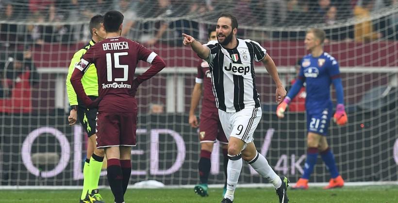 «Ювентус» одержал волевую победу над «Торино» вматче чемпионата Италии