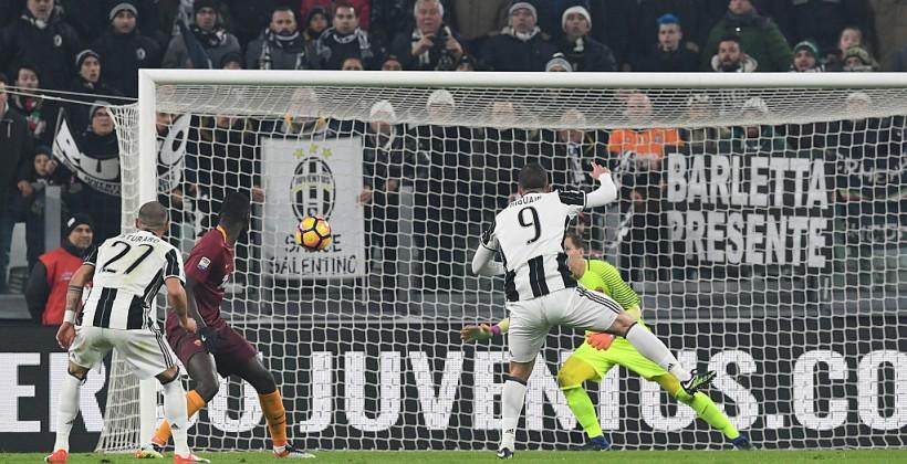 Прогноз наматч Ювентус— Рома: голов будет забито меньше трех!