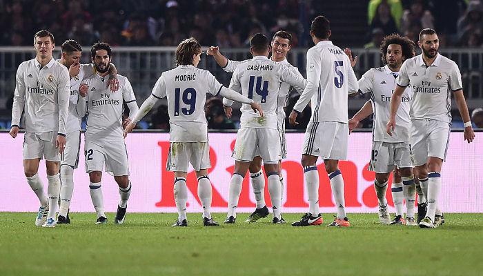 Трансферный запрет «Реала» сокращён досередины зимы следующего года