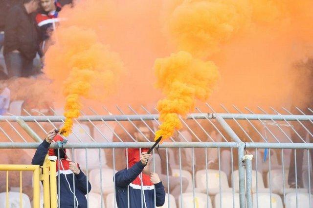 17.12.2016., Split, Stadion Poljud - MAXtv Prva liga, 20. kolo, HNK Hajduk - GNK Dinamo. Photo: Ivo Cagalj/PIXSELL