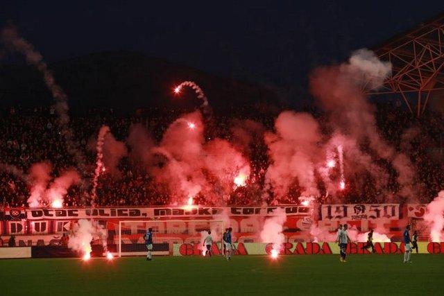 17.12.2016., Split, Stadion Poljud - MAXtv Prva liga, 20. kolo, HNK Hajduk - GNK Dinamo. Photo: Miranda Cikotic/PIXSELL