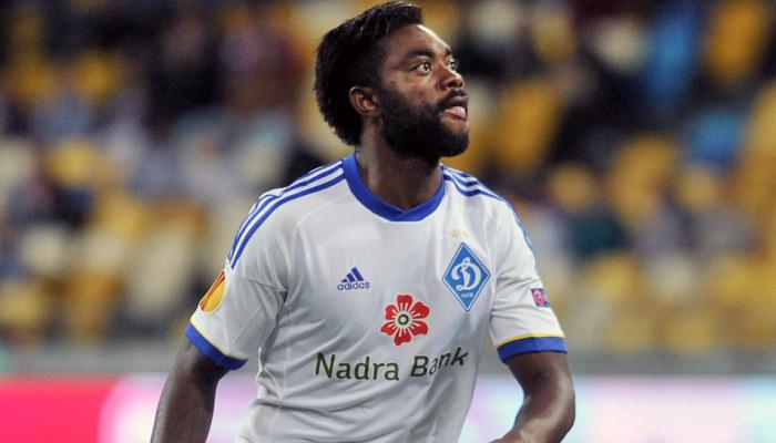 Нигерийский футболист «Динамо» ведет переговоры опереходе в«Црвену Звезду»