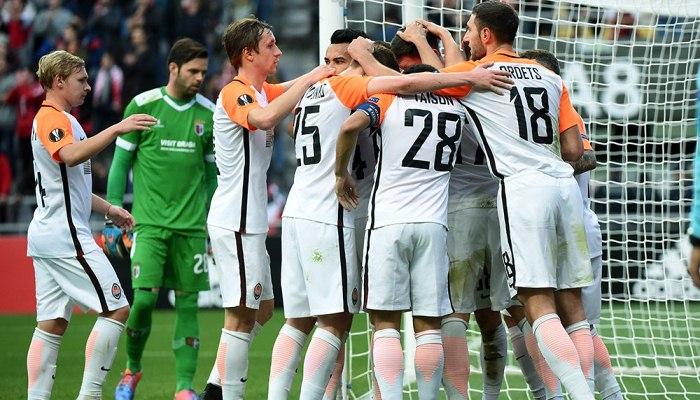 «Шахтер» сыграет с«Сельтой»— Лига Европы