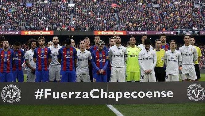 «Барселона» пригласила «Шапекоэнсе» наКубок Гампера