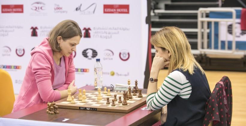 Украинская шахматистка Музычук выиграла чемпионат мира поблицу