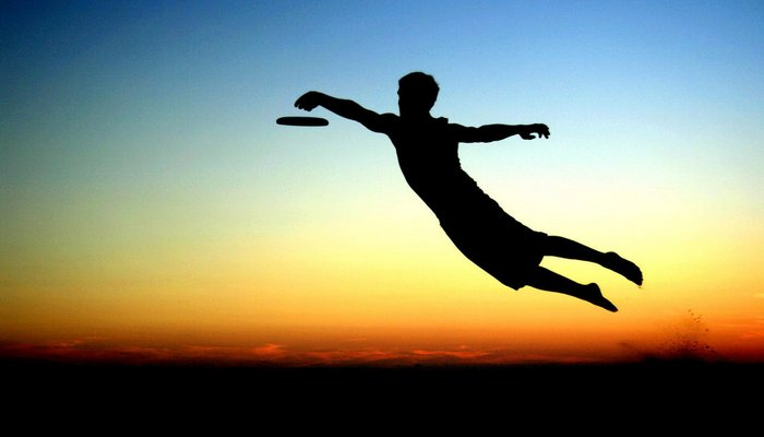 Спорт слетающим диском официально признали вгосударстве Украина