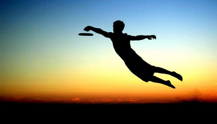 Вгосударстве Украина фрисби официально признан видом спорта
