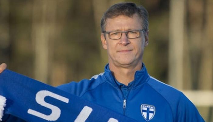 Бакке уволен споста тренера сборной Финляндии