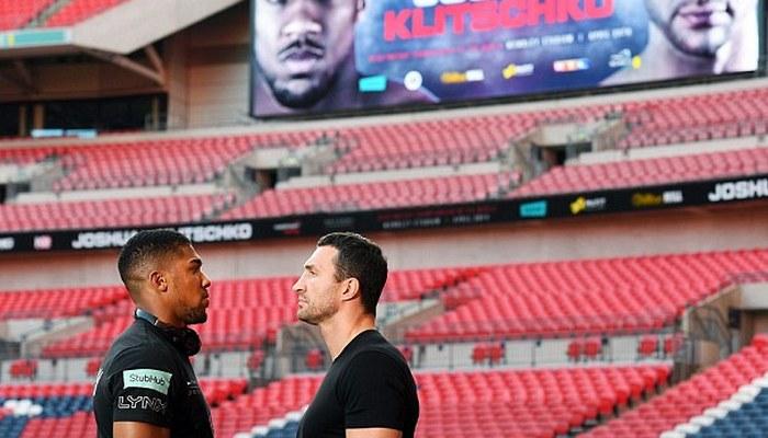 Победитель боя Кличко— Джошуа будет драться с«настоящим Кинг Конгом»