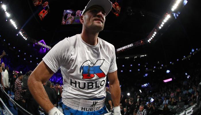 Боксер Ковалев назвал Уорда сыном судей ипризвал провести бой-реванш