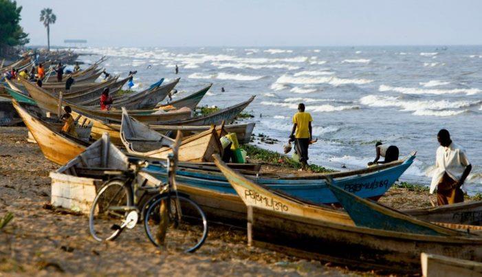 Футболисты изУганды погибли в итоге перелома судна наозере