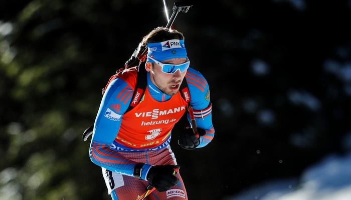Мартен Фуркад одержал победу гонку преследования наэтапеКМ вПоклюке
