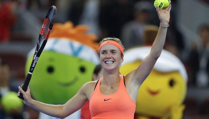 Многие молодые теннисистки демонстрируют хорошую игру, однако имнужно время— Элина Свитолина