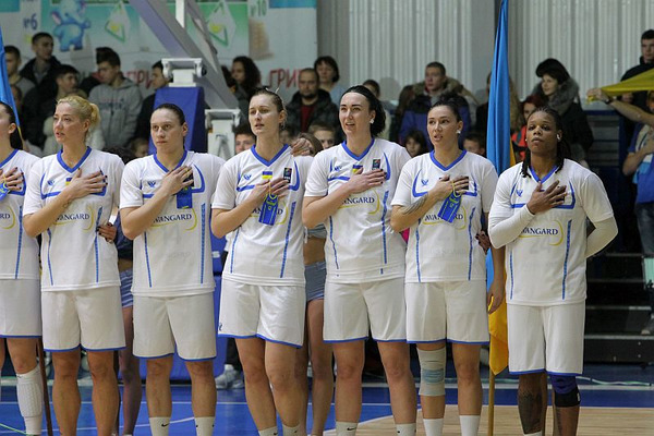 Женской сборной Украины неповезло ссоперниками наЕвробаскете