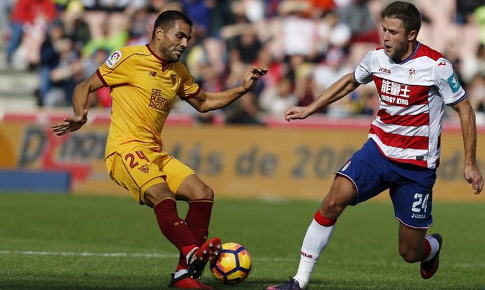 Кравец помогает «Гранаде» одержать 1 победу вчемпионате Ла-Лиги